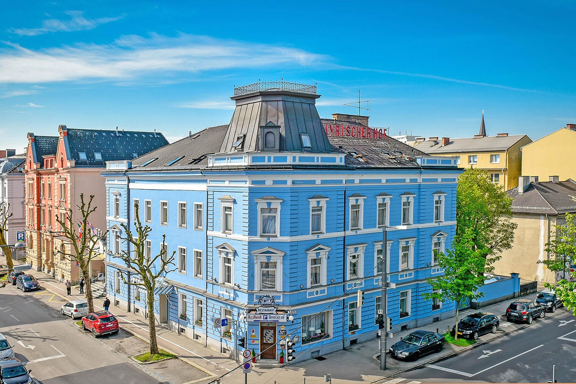 Titelbild Hotel Bayrischer Hof & Hotel Alexandra gastjobs