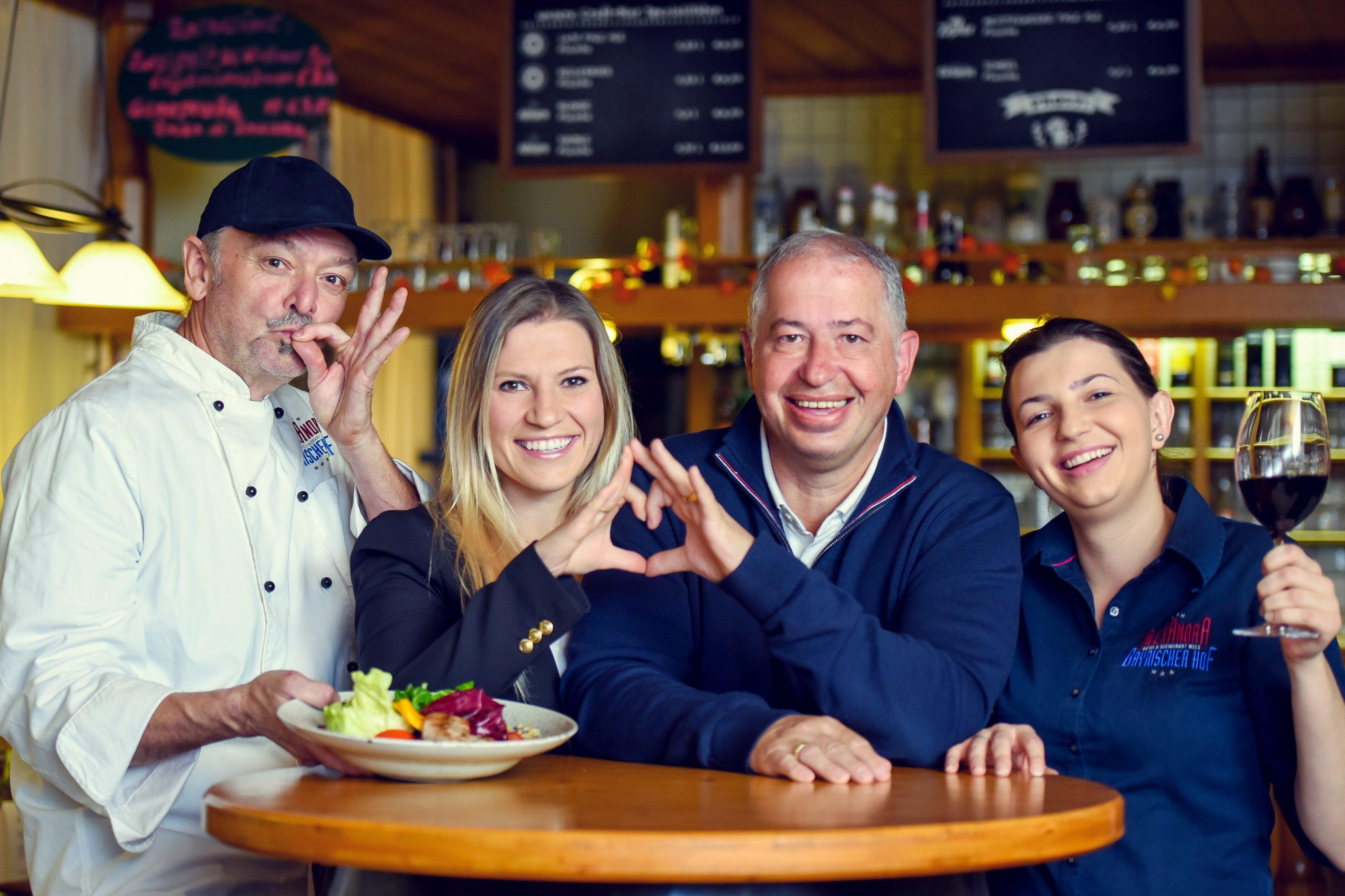 Restaurantfachfrau/-mann (m,w,d) Teilzeit/abends